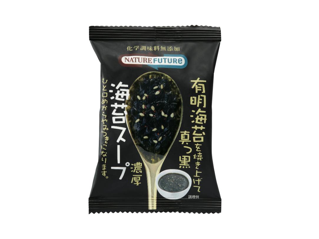 NATURE FUTURe 海苔スープ